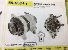 NEW ALTERNATOR FOR KIA TRUCK K2700 2.7L Diesel (12MM DRAIN PIPE ONLY)
