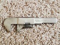 """Vintage Baroalo 5"""" Adjustable Wrench USA"""
