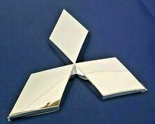 A Logo Fit Mitsubishi Front Grille Emblem Decal Badge Logo Lancer Outlander (Fits: Mitsubishi)