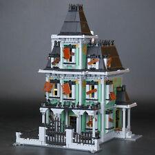Monster Fighter Haunted House Model Building Blocks 2141 pcs MOC 10228 Ghost