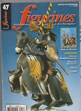 FIGURINES N°47 GUIDE GARDE IMPERIALE / NEY / CHEVALIER TOISON D OR / BENYOVSZKY