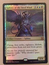 Gold Alara Reborn Mtg Magic Mythic Rare 4x x 4 PLAYED Sphinx of the Steel Wind