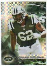2015 Topps Platinum Rookies X-Fractor RC #150 Leonard Williams NY Jets