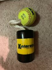 The Mini Xelerator 10u Fastpitch Softball Pitching Training Aid Warm Up Tool