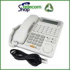 Panasonic KX-T7433 Digital Telephone in White