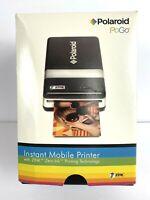 Polaroid PoGo Instant Mobile Printer - 40 Sheets Zink Pogo Zero Ink Paper - READ