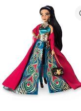 Disney Limited Edition PREMIERE SERIES JASMINE Designer doll ALADDIN LE 4000