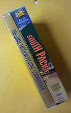 Rodgers & Hammerstein SOUTH PACIFIC GOLDEN ANNIVERSARY VHS + SOUNDTRACK CASSETTE