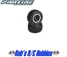 PROLINE Badlands MX43 Pro-Loc Mounted, Impulse Black Wheels with Grey Rings (2)