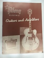 "1958 Gibson Electric Guitars &Amplifiers- ""The frets heard 'round the world"