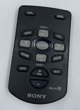 Sony Remote RM-X114  Tested In Good Working Order