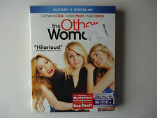 The Other Woman (Blu-ray Disc, 2014, Digital Hd) New w/slipcover