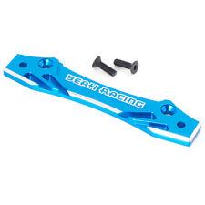 Blue alloy bumper plate for Tamiya TT02 should also fit TT01 Race & Drift