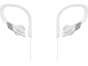 Auriculares deportivos - Panasonic RP-BTS10, Bluetooth, Blanco
