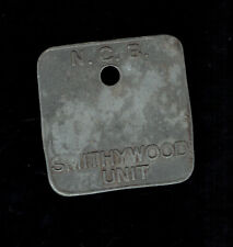 OLD N.C.B. SMITHYWOOD UNIT COAL MINERS  PIT CHECK No 253