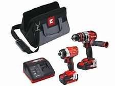 Einhell 4257216 BL 4.0 A Power X-Change 18 V Combi Drill and Impact Driver Brush