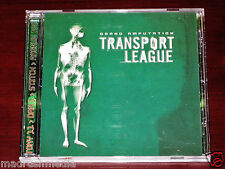Transport League: Grand Amputation CD 2003 Crash Music USA 61071-2 NEW