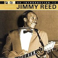 JIMMY REED - An Introduction To Jimmy Reed - CD - Original Recording VG