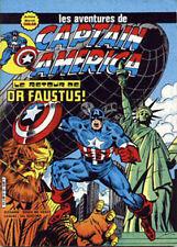 Artima / Arédit  Captain America    N° 25  série 1