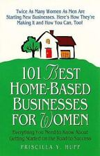 101 Best Home-Based Businesses for Women Hardcover Good Free Shipping