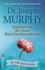 Entfesseln Sie die Macht Ihres Unterbewusstseins   Joseph Murphy   Buch   2019