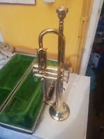 Vintage Baldwin  Special Elkhart Trumpet With Hard Case 1960s