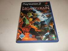 PLAYSTATION 2 PS 2 LEGACY OF KAIN DEFIANCE - (5)