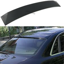 Audi A6 C5 4B Sedan Rear Window Sunguard Roof Spoiler Extension Deflector Visor