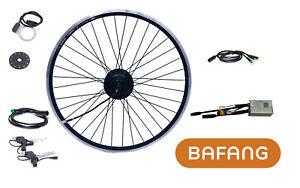 """E-Bike Umbau BAFANG 20"""" 26"""" 28"""" 29"""" 250W Licht 350W 500W Hinterrad G020 8/9/10"""