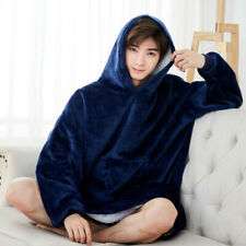 Home Ultra Plush Blanket Hoodie The Comfy Giant Sweatshirt Winter Hoodie Fleece