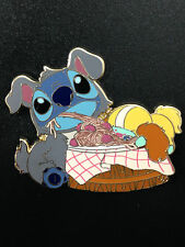 Disney Tokyo Japan Costume Stitch and Scrump as Lady & The Tramp Pin
