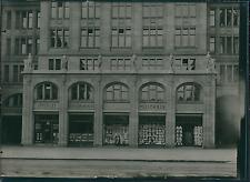 Suisse, Zürich, Magasin Moser et Cie  Vintage citrate print Tirage citrate