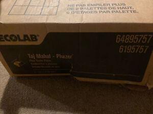 Ecolab Taj Mahal Phazer Floor Sealer Finish, 2-2 Gallons (64895757)