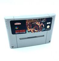Pit-Fighter - Jeu Super Nintendo / SNES - PAL NOE