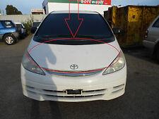 2002 Toyota ACR30 Tarago Bonnet S/N# V6825 BH5887
