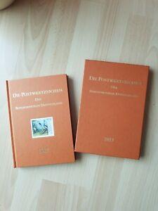 Postwertzeichen der Bundesrepublik Deutschland 2017 Briefmarken Jahrbuch neuw.
