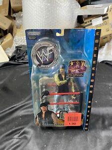 WWF RARE Undertaker Fatal 4 Way action figure by Jakks NIB New