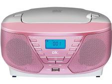 OK CD Radiorecorder Pink ORC 311 PK Neu & OVP