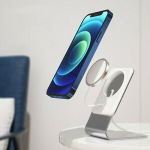 Magsafe Magnetic Wireless Charger Station Stand Mount For iPhone 12 Pro Max/mini