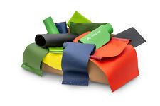 Restekiste Planenmaterial - Ausschussmaterial in der Fahrradtaschen-Produktion