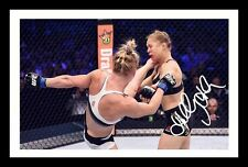 HOLLY HOLM AUTOGRAPHED SIGNED & FRAMED PP POSTER PHOTO