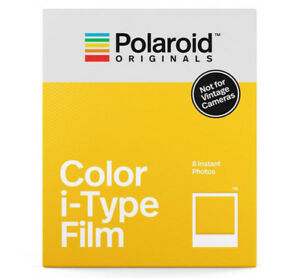 Polaroid  I-Type Color Film  NEU  1 Film SONDERPREIS!!!!!!!!!