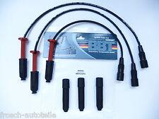 Rep kit 3x Zündkabel 3 Stecker Made in Germany Mercedes W140 R129 W124 W202 W210