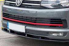 VW TRANSPORTER/CAMPERVAN/CARAVELLE T6 2015-Onward SPLITTER Spoiler lip