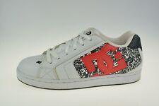 DC Shoes Net SE Leather 302297 Men's Trainers Size Uk 8