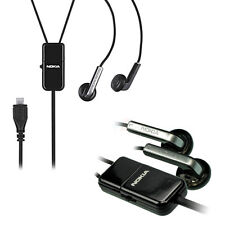 Auriculares audífonos estéreo Nokia HS-82 Nokia 8600 6500 Clásico, Arte 8800 Saphire