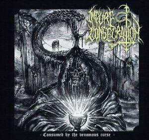 Impure Consecration – Consumed By The Venomous Curse (CD)