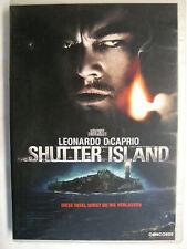 SHUTTER ISLAND - DVD - LEONARDO DICAPRIO