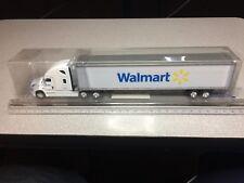 Walmart Diecast Semi and Trailer W/spark Tonkin Replicas Freightliner Casadia