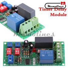 AC 110V 120V 220V 230V Cycle Delay Timing Timer Relay Switch Module Turn ON/OFF